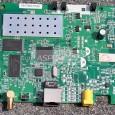 Плата Dlink 2100  Процессор и память Dlink 2100