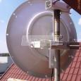 Rocket M5 с антенной RocketDish 5G. Линк на 24 км
