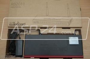 Обзор Mikrotik RB2011UAS-2HnD-IN