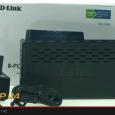 Ознакомьтесь с полной комплектацией 8 портового 10/100 Мбит/с коммутатора D-Link DES-1008 A