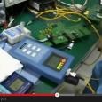 Видео с завода на котором производят SFP и GBIC модули A-GEAR