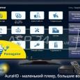 Новинка от украинского производителя Aurа HD - универсальный сетевой HD-медиаплеер с поддержкой IPTV и VoD-сервисов и беспроводным интерфейсом Wi-Fi.