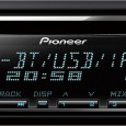 Баллы обменяли на автомагнитолу Pioneer DEH-X5800BT