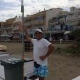 Wi-Fi зона с доступом 4G и Ubiquiti Rocket M2 на испанском пляже Tully Playa & Manolo в городе Торремолинос.