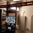 В общей сложности, было установлено 48 различных IP-камер, четыре PBE-5AC-500, два NBE-M5-16, четыре TS-8-POE, ERLite-3, ES-48-500W и NVR.