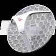Новинка от компании Mikrotik - новая беспроводная точка доступа LHG 5 (Light Head Grid), которая позволяет получить максимальную скорость на расстоянии от 6 до 15 км.