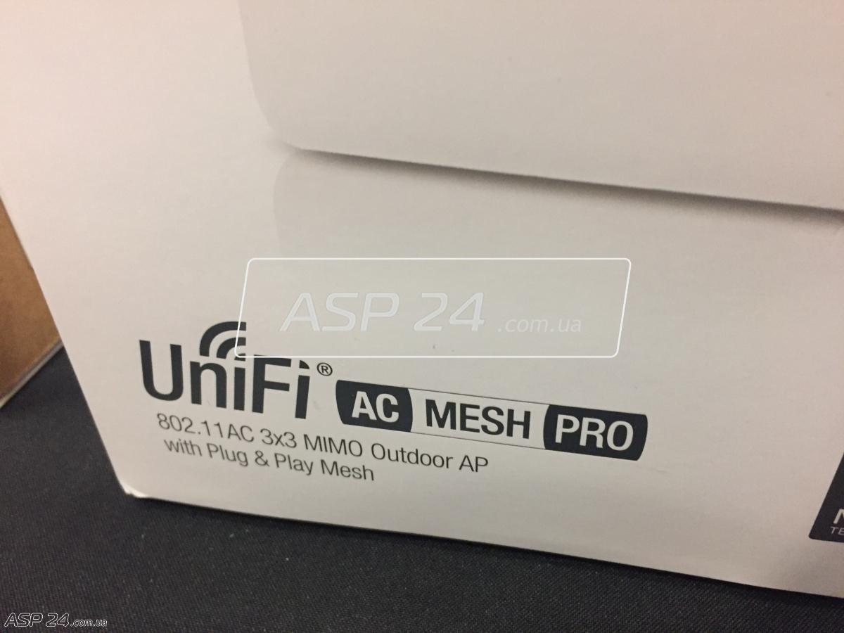 Рис. 6. UniFi AC Mesh PRO.