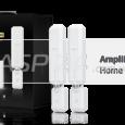 Ubiquiti AmpliFi - уникальная возможность, обеспечить покрытие в любом здании, позволяющая создавать 3D-Mesh систему.