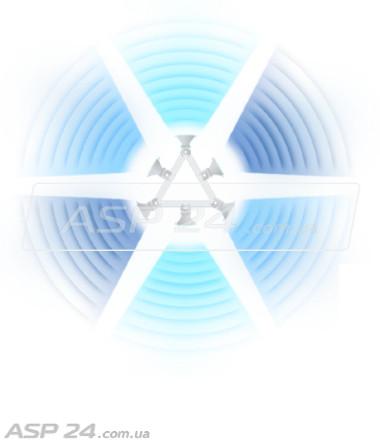 Рис. 4. Конфигурация сети из шести устройств.