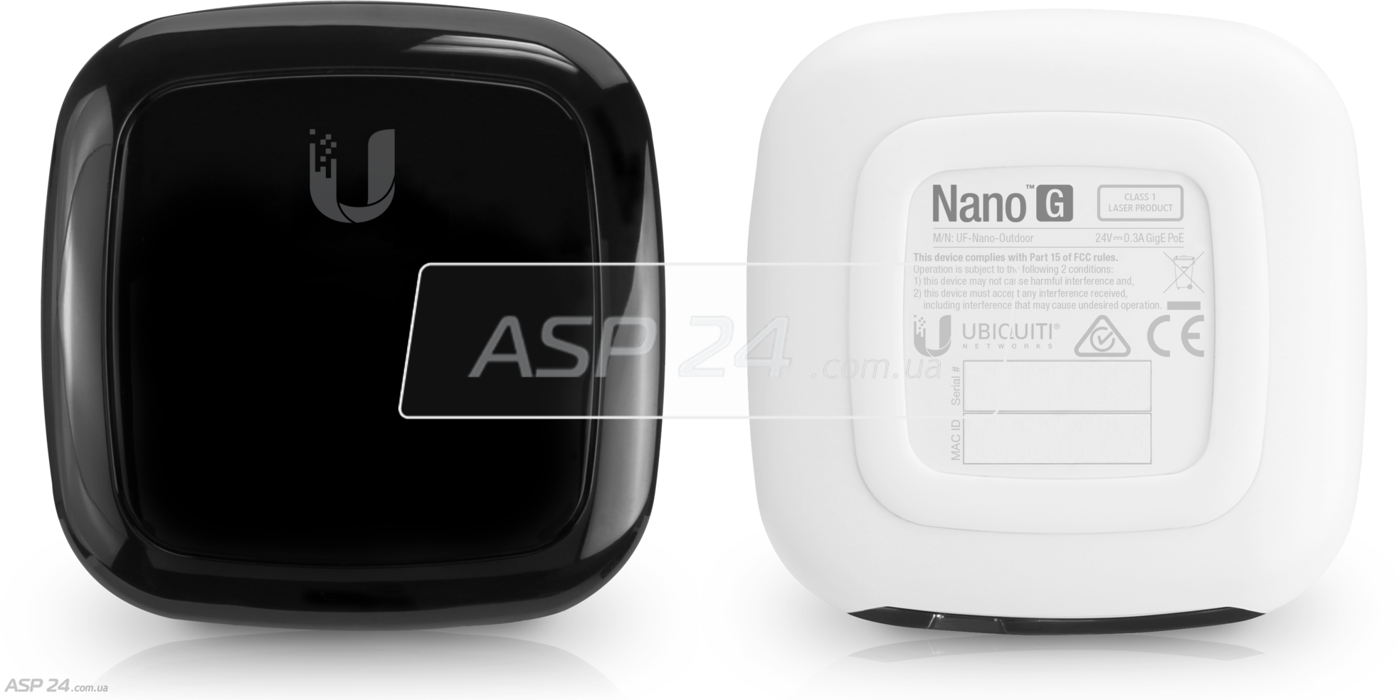 Рис. 7. UFiber Nano G.
