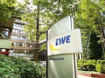 Рис. 1. Компания EWE AG.