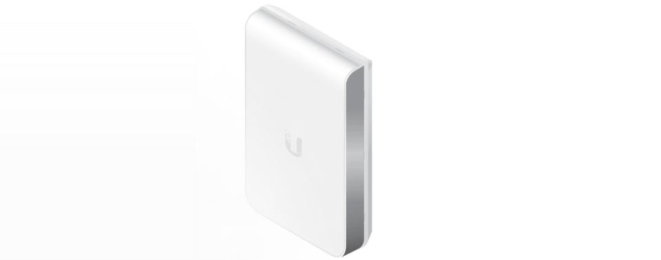 Внешний вид точки доступа UniFi-In-Wall