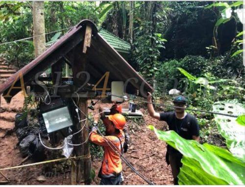 Спасение из тайской пещеры