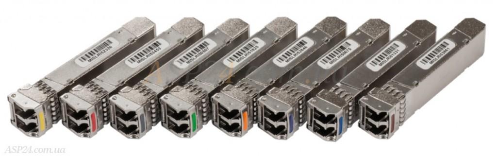 SFP и SFP+CWDM модули