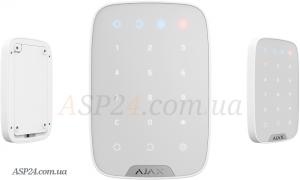 необходима для управления системой безопасности Ajax