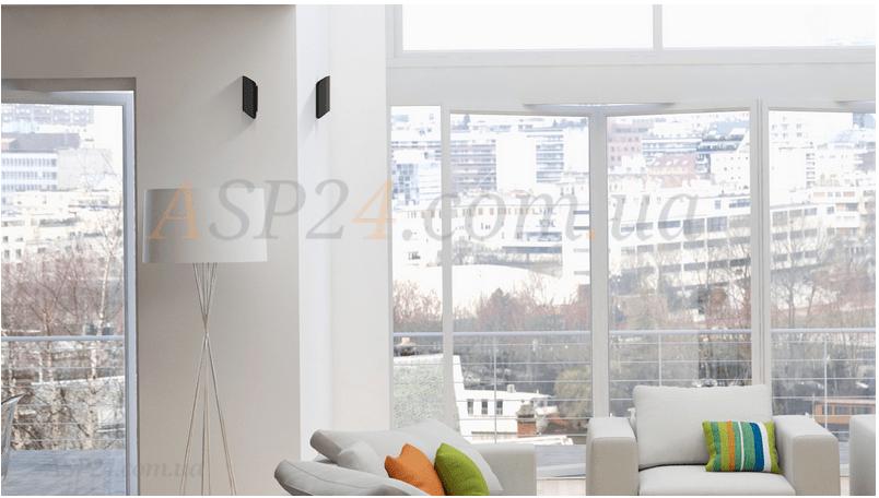 MotionProtect Curtain у чорному корпусі використовується  лише для приміщень