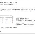 К сожалению, коммутаторы и точки доступа UniFi не настраиваются из командной строки и не имеют своего CLi интерфейса. Но есть способ, который без контроллера поможет изменить их настройки.
