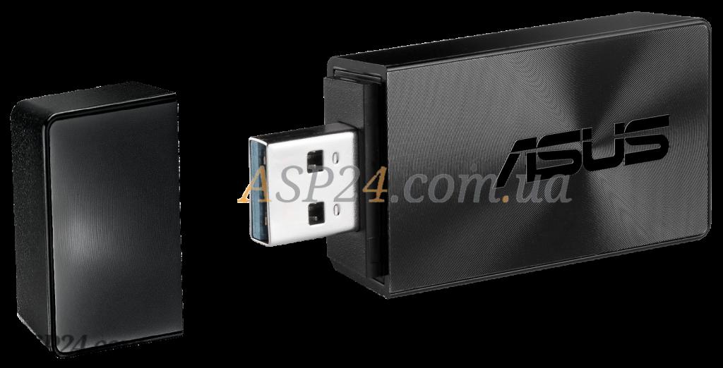 Внешний вид Asus USB-AC54