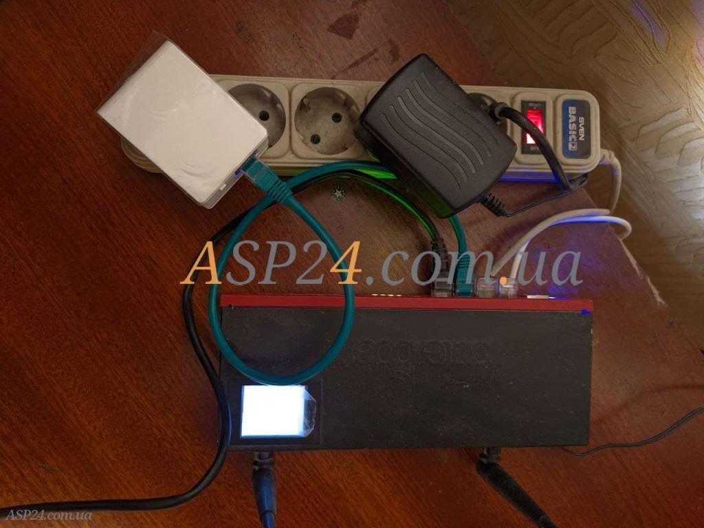 Mikrotik Powerline AP и Mikrotik RB2011UiAS-2HnD-IN