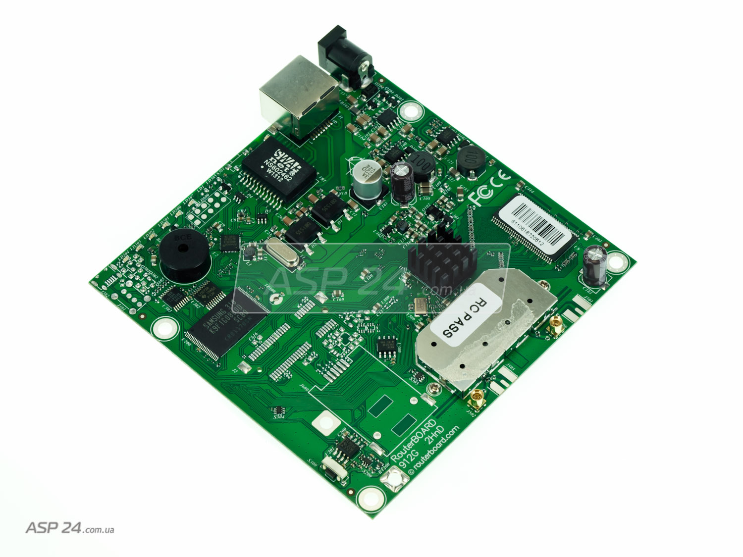 MikroTik RB911G-2HPnD Router Board Driver for PC