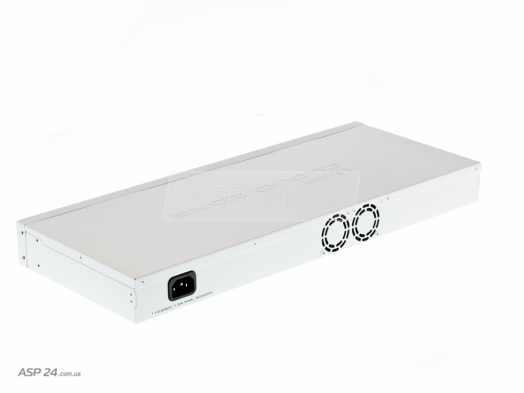 Mikrotik Ccr1036 12g 4s Em Cloud Core Router 1036 4