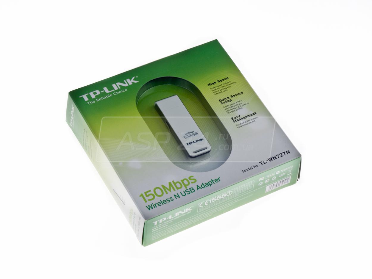 Tp Link Tl Wn727n Usb Wireless Wn727 5