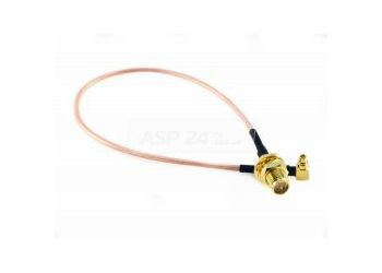 Wi-fi pigtail cable MMCX/RSMA