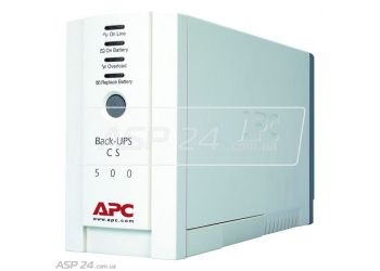 APC Back-UPS BK 500VA (BK500-RS)