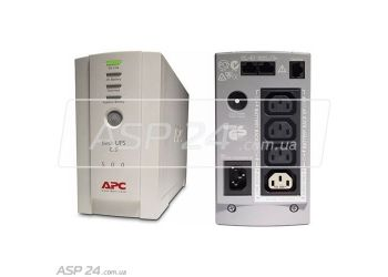 APC Back-UPS BK 500VA (BK500-RS) - Изображение #2