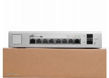 Ubiquiti UniFi Switch US-8-150W - Изображение #7