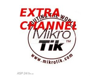Mikrotik Extra Channel