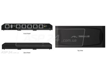 Ubiquiti TOUGHSwitch PoE (TS-5-POE) - Изображение #11